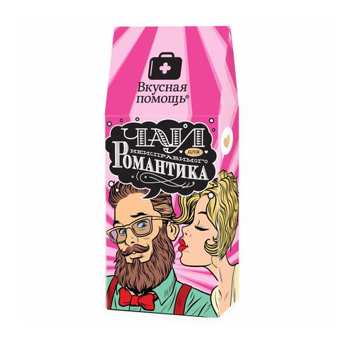 Черный чай Для неисправимого Романтика 50 гр