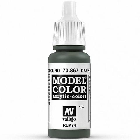 Model Color Dark Bluegrey 17 ml.