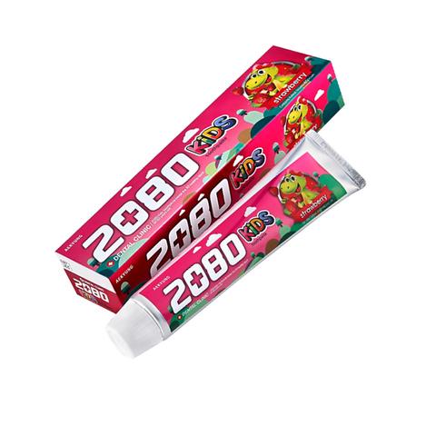 DC 2080 Strawberry Kids Зубная паста детская Клубника 80 г