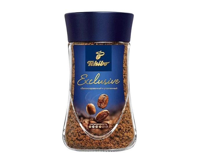 купить Кофе растворимый Tchibo exclusive, 95 г