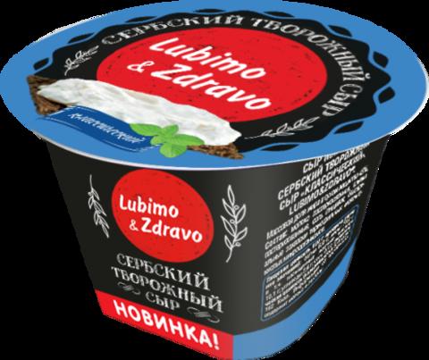Сыр мягкий творожный классический