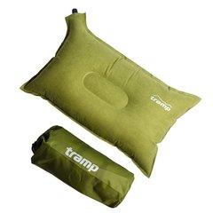 Подушка самонадувающаяся Tramp комфорт плюс TRI-012,  43*34*8.5см - 2