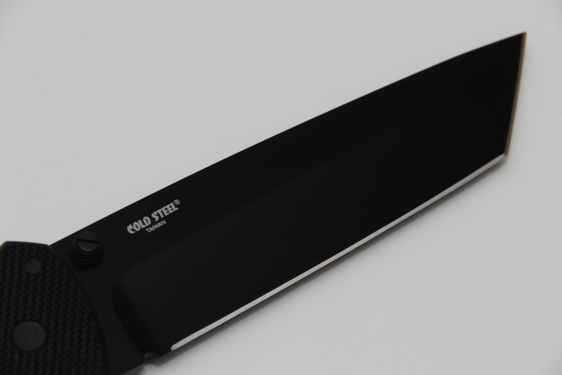 Нож Cold Steel XL Recon 1 Tanto Point 27TXLT - фотография