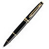 Waterman Expert - Black GT, ручка-роллер, F, BL