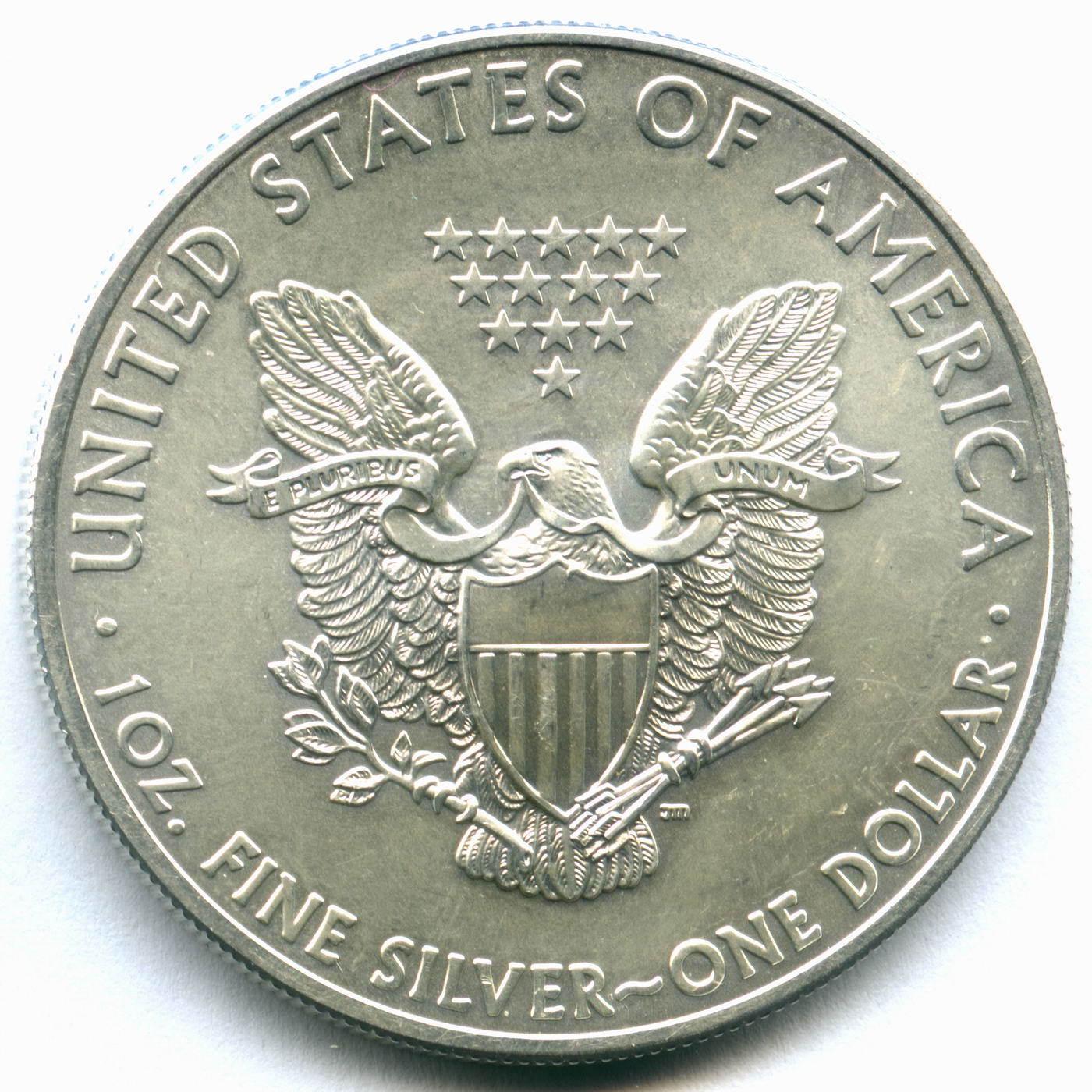 1 доллар 2012 год США AU