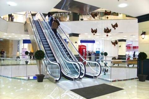 Пример проекта ПДВ для торгового центра