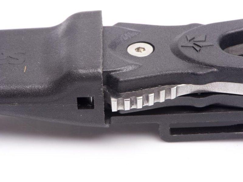 Нож SARGAN Сталкер-стропорез Z1 - тефлоновое покрытие