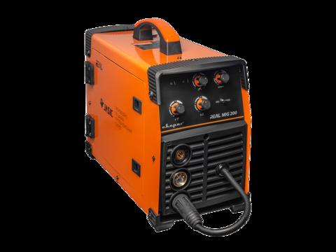 Аппарат для полуавтоматической сварки СВАРОГ REAL MIG 200 (N24002N)