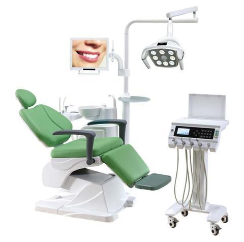 Mercury 4800 стоматологическая установка с подкатным блоком врача