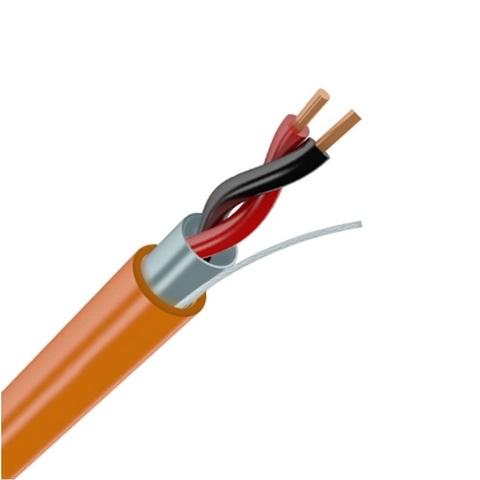 Кабель сигнальный КПСЭнг(А)-FRHF 1*2*0,75мм2 (0,97мм) (огнестойкий, безналогенный)