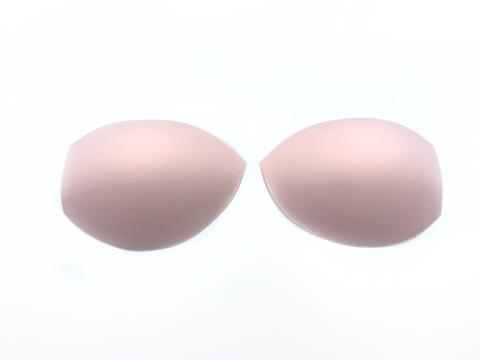 Чашки без пуш-апа розовые (70В-75А-65С) хб/пэ