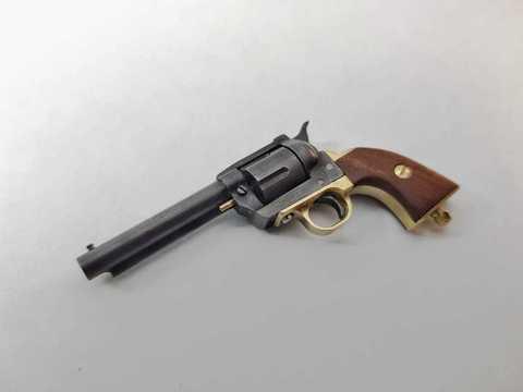 Miniature Colt 1873 revolver