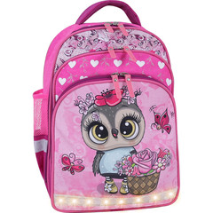 Рюкзак школьный Bagland Mouse 143 малиновый 688 (00513702)