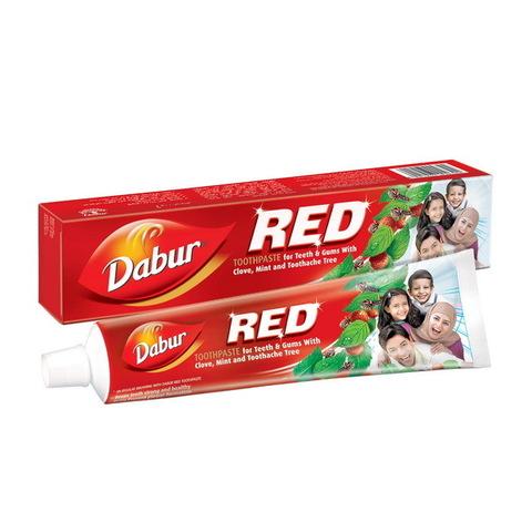 Зубная паста с гвоздикой и мятой Dabur Red, 100 гр.