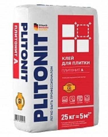 ПЛИТОНИТ А клей для керамической плитки для внутренних работ