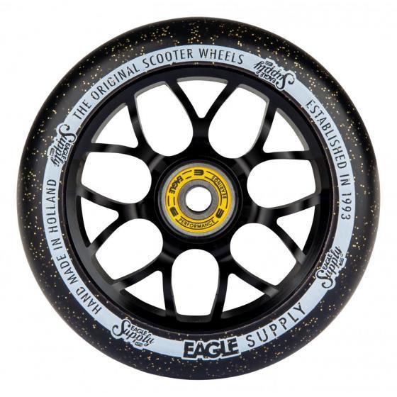 Колесо для самоката EAGLE Standard Line X6 Candy (Black/Gold)