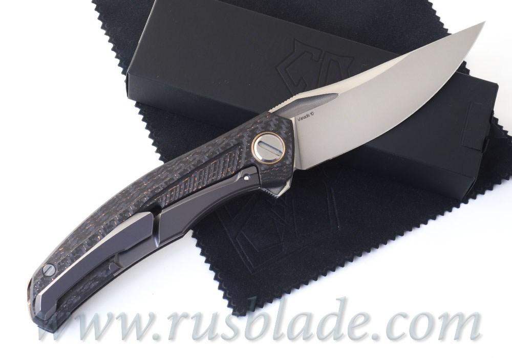 Shirogorov Quantum Bronze Custom Division - фотография