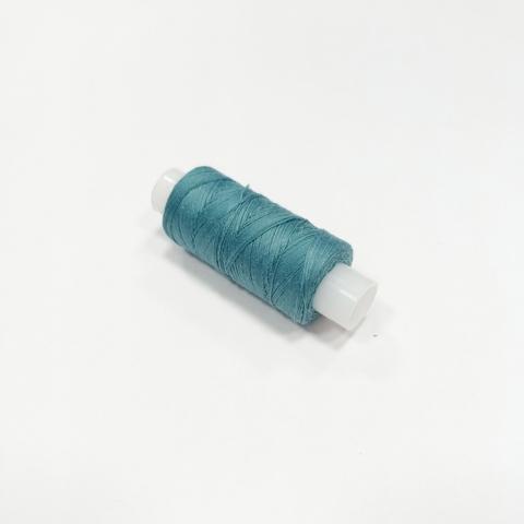 Нитки швейные 40ЛШ. Цвет Темно-бирюзовый