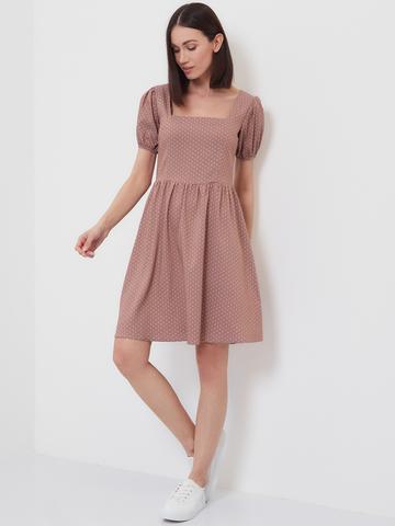 BM Платье Каре Какао