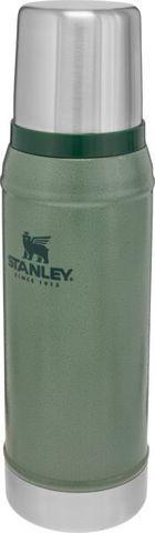 Термос Stanley Classic (0,75 литра), темно-зеленый