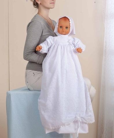 Крестильный комплект для девочки Арт. 32.1