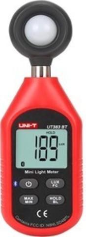 Цифровой люксметр UNI-T UT383