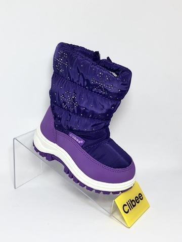 Clibee (зима) K931 Purple 22-27