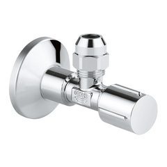 Вентиль угловой Grohe Angle valves neutral handle 22039000 фото
