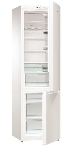 Двухкамерный холодильник Gorenje NRK6201GHW4