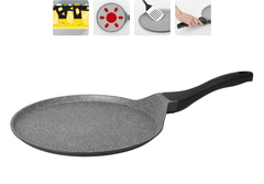 Сковорода блинная с антипригарным покрытием Grania, 28 см NADOBA