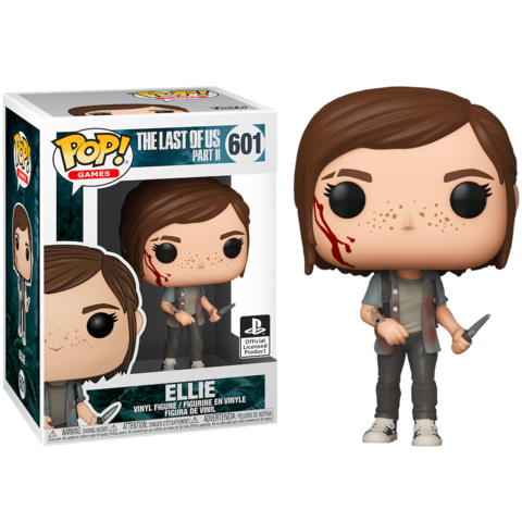 Ellie(The Last Of Us) Funko Pop! Vinyl Figure || Одни из нас
