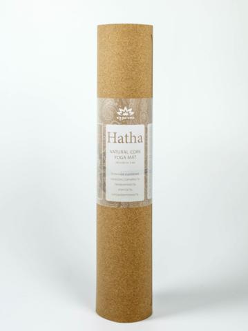 Пробковый коврик для йоги Hatha 183*66*0,5 см