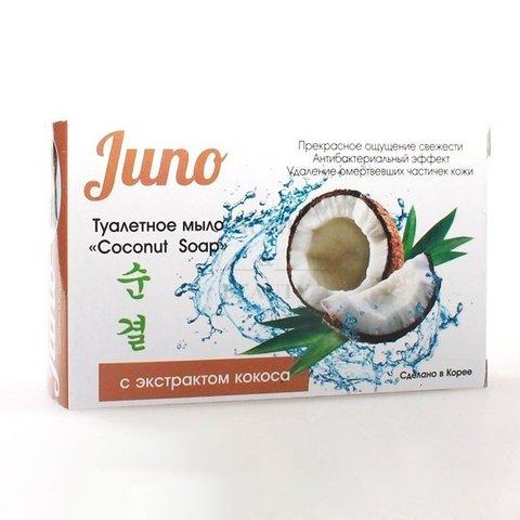 Juno Мыло с экстрактом кокоса COCONUT SOAP