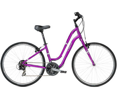 Trek Verve 1 Womens (2016)фиолетовый