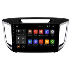 Штатная магнитола на Android 6.0 для Hyundai Creta Roximo 4G RX-2010