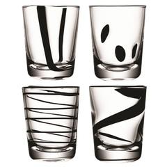 Набор из 4 стаканов Jazz, 250 мл, фото 1