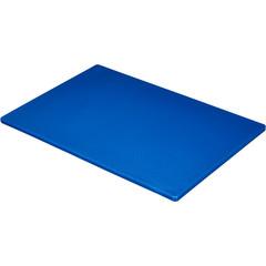 Доска разделочная Gastrorag 450х300x12 мм полиэтиленовая голубая (артикул производителя CB45301BL)