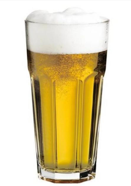 Набор стаканов высоких Casablanca 650ml 6 шт. 52719-6