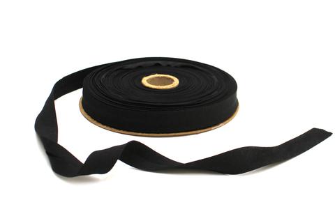 Бейка косая х/б,20 мм, черный