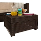 Угловой комплект уличной мебели Keter Provence