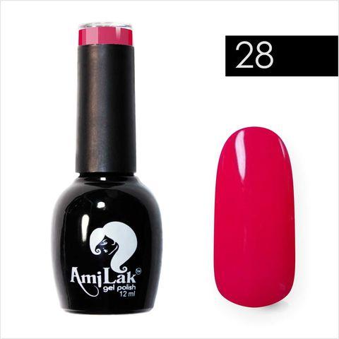 AmiLak Color Gel Polish №028