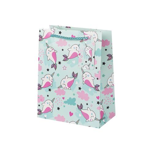 Пакет подарочный Dolphi 18*23*10 2