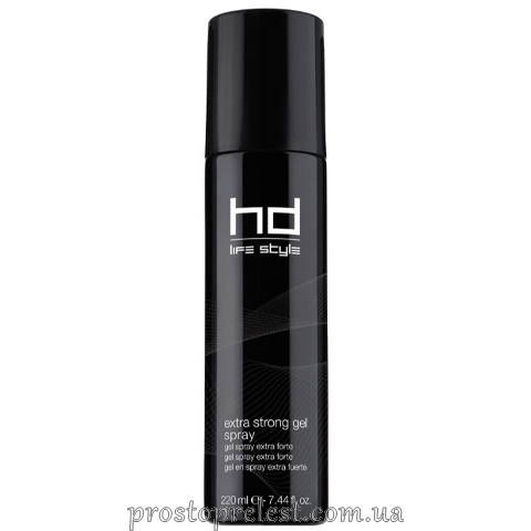 Farmavita HD Extra Strong Gel Spray - Спрей-гель екстрасильної фіксації