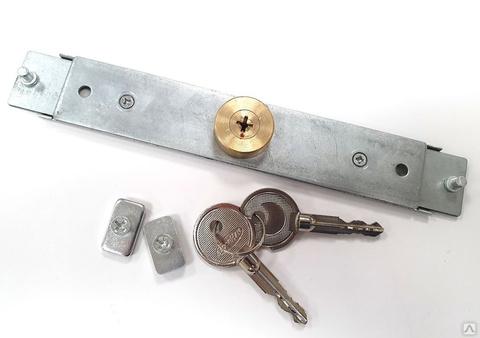 Замок для роллет (рольставень) крестообразный ключ