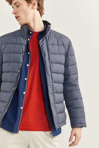 Коротка куртка з наповнювачем Dupont™ Sorona