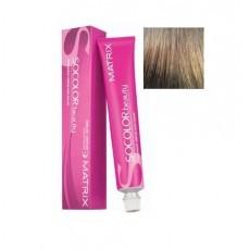 Matrix SOCOLOR.beauty: Extra-Coverage Neutral Ash 509NA очень светлый блондин натуральный пепельный 100% покрытие седины, краска стойкая для волос (перманентная), 90мл