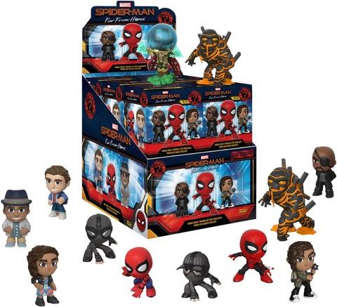 Случайная фигурка Человек-Паук. Вдали от Дома|| Funko Mystery Minis Spider-Man. Far From Home