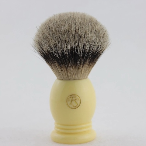 Помазок для бритья FS Frank Shaving Manchurian Silvertip 24 мм