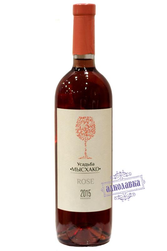 Вино Усадьба Мысхако