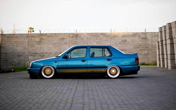 VW Vento 91-1997 года